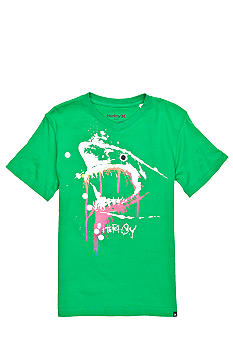 Hurley Oh Shark Tee Boys 4-7
