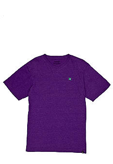 Hurley Heather V- Neck Tee Boys 4-7