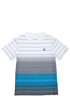 Hurley Striped Tee Boys 4-7