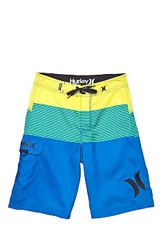 Hurley Blockade Boardshort Boys 4-7