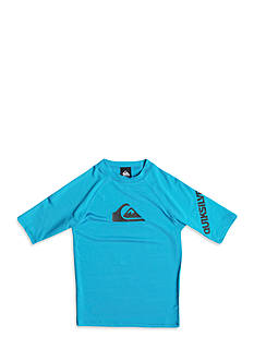 Quiksilver™ All Time Rashguard Boys 8-20