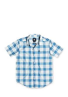 Quiksilver™ Major Pat Woven Shirt Boys 8-20