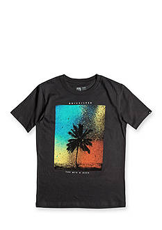 Quiksilver™ Spray Palm Tee Boys 8-20