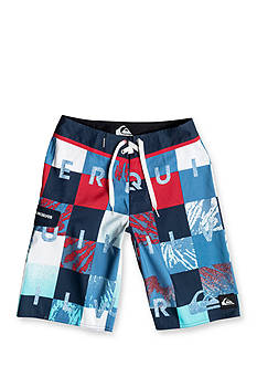 Quiksilver™ Check Remix Boardshorts Boys 8-20
