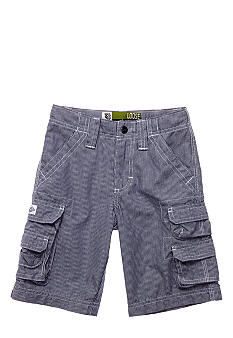Lee Dungaree Wyoming Multi Pocket Cargo Short Boys 4-7