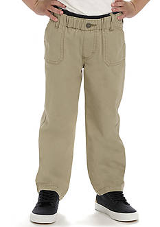 Lee Sport Mission Twill Pants Boys 4-7