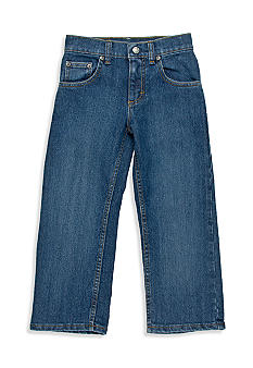 Lee Relaxed Straight Leg Jean Boys 4-7