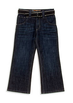 Lee Dungarees Belted Jean Boys 4-7