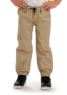 Lee® Dungaree Relaxed Fit Drawstring Cargo Mini Ripstop Pants Boys 4-7