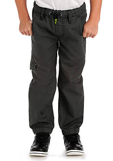 Lee Dungaree Relaxed Fit Drawstring Cargo Mini Ripstop Pants Boys 4-7