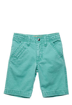 Lee Flat Front Bermuda Short Boys 4-7