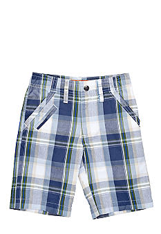 Lee Platinum Flat Front Bermuda Short Boys 4-7