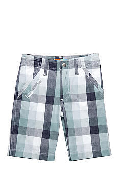 Lee Dungaree Flat Front Bermuda Short Boys 4-7
