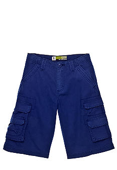 Lee Wyoming Multi Pocket Cargo Short Boys 8-20