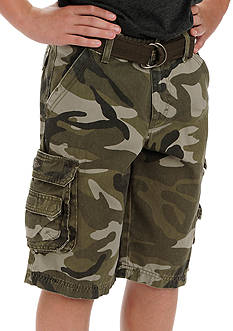 Lee Dungarees Wyoming Cargo Shorts Boys 8-20
