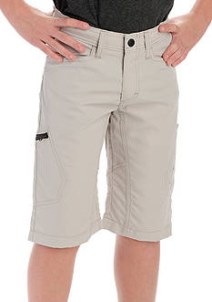 Lee Dungaree Grafton Cargo Shorts Boys 8-20