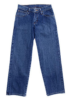 Lee Loose Fit Straight Leg Husky Denim Boys 8-20