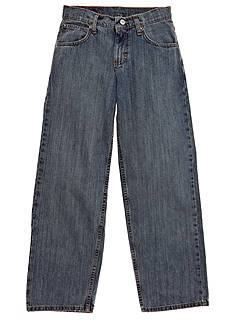 Lee Premium Select Loose Fit Husky Jeans Boys 8-20