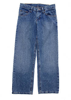 Lee Relaxed Straight Husky Denim Boys 8-20