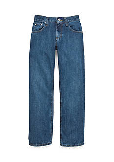Lee Premium Select Straight Leg Husky Jeans Boys 8-20