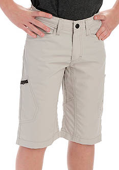 Lee Dungaree Grafton Cargo Shorts Husky Boys 8-20