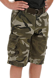 Lee Dungarees Wyoming Husky Shorts Boys 8-20