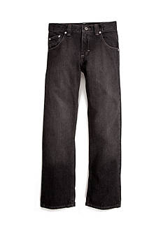 Lee Slim Straight Leg Premium Select Husky Jeans Boys 8-20