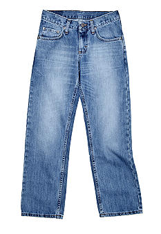 Lee Straight Fit Husky Denim Boys 8-20