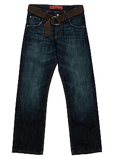 Lee Dungaree Belted Slim Straight Jean - Boys 8-20