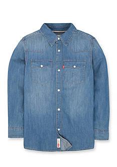 Levi's Barstow Western Shirt Boys 4-7