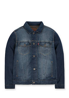 Levi's Knit Trucker Jacket Boys 4-7