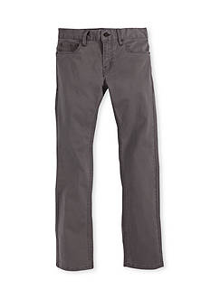 Levi's 511 Slim Sueded Pants Boys 4-7