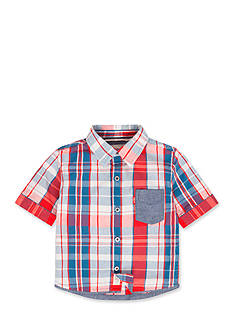 Levi's One-Pocket Woven Shirt Boys 4-7