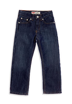 Levi's 514 Slim Straight Leg Jean Boys 4-7