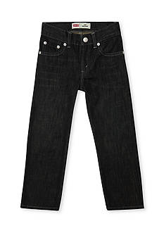 Levi's 514 Straight Blue Jeans Boys 4-7
