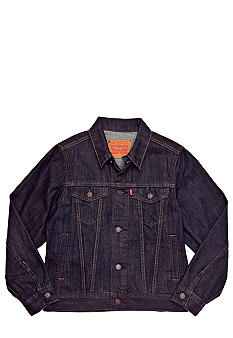 Levi's Standard Fit Trucker Jacket Boys 8-20