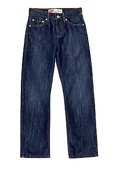 Levi's® Slim Straight Leg Denim Boys 8-20