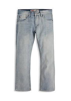 Levi's 527 Loose Boot Cut Denim Jeans Boys 8-20 Husky