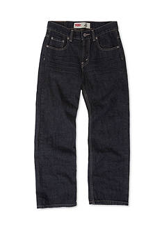 Levi's 550 Relaxed Blue Husky Jean Boys 8-20