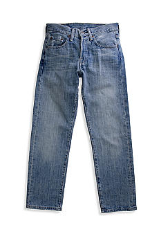 Levi's 501 Button Fly Denim Boys 8-20
