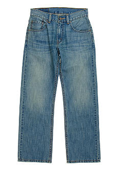 Levi's 505 Straight Leg Denim Boys 8-20