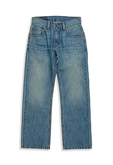 Levi's® 505™ Straight Leg Denim Boys 8-20