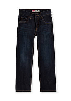Levi's 505 Regular Blue Jeans Slim Boys 8-20