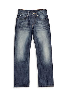 Levi's 514 Slim Straight Leg Denim Boys 8-20