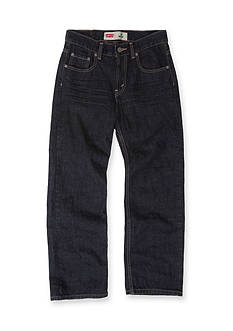 Levi's 550 Relaxed Jean Blue Slim Jeans Boys 8-20