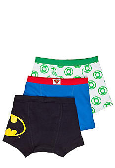 Handcraft 5 Pack Justice League Brief Boys 4-7