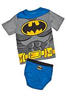 Handcraft Batman Underwear Set Boys 4-7
