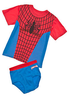 Handcraft Spiderman Underwear Set Boys 4-7