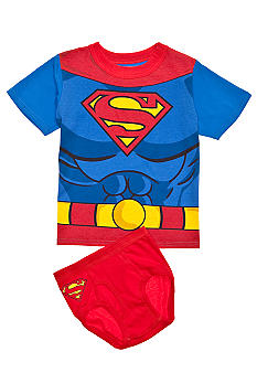 Handcraft Superman Underwear Set Boys 4-7