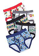 Handcraft 5 Pk Batman Brief Underwear Boys 4-7